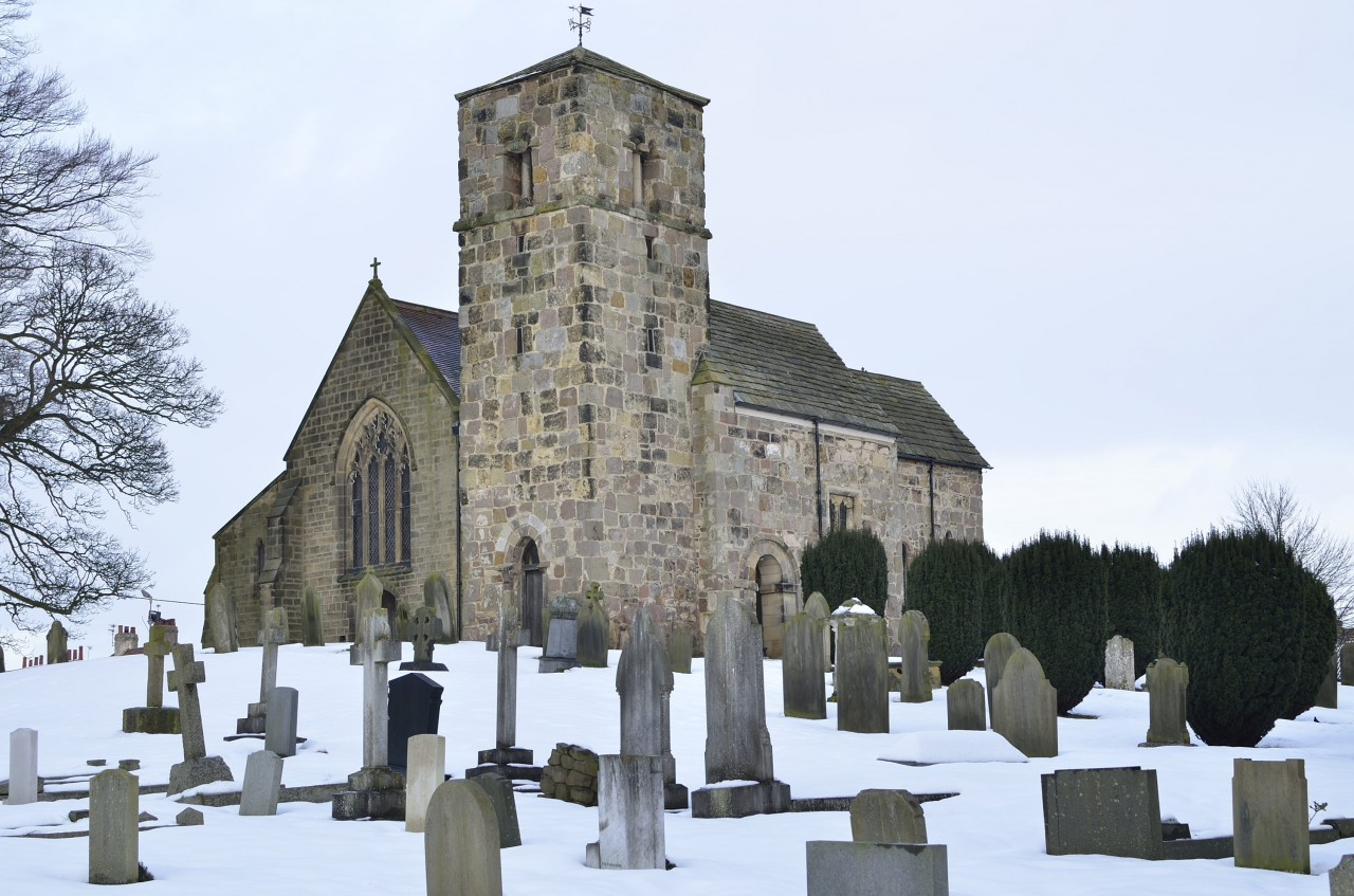 Kirk Hammerton Church By Steve Ross