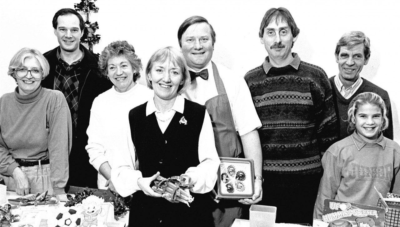 Christmas Fair 1995