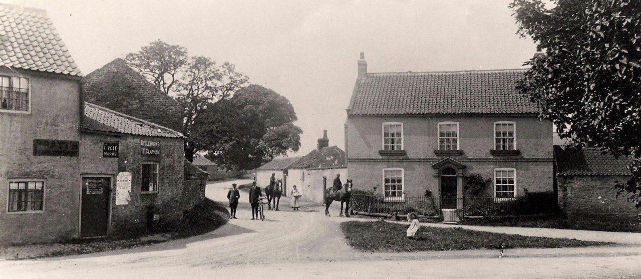 Green Hammerton Circa 1912