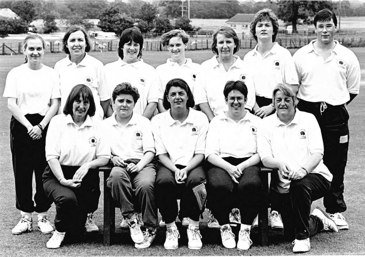 1994 Green Hammerton Ladies Cricket Team
