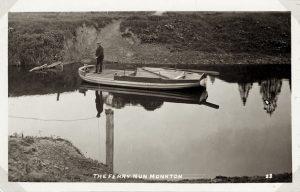 Nun Monkton Ferryboat
