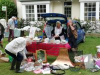 St Thomas's Church Car Boot 2018
